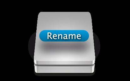 Chiavi usb con logo: rinomina